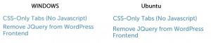 Font Face Anti-Aliasing on Windows & Ubuntu